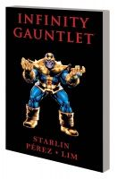 INFINITY GAUNTLET TPB (NEW PRINTING)