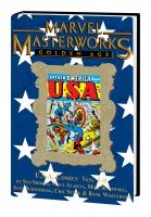 MARVEL MASTERWORKS: GOLDEN AGE U.S.A. COMICS VOL. 2 HC