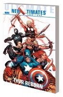 ULTIMATE COMICS NEW ULTIMATES: THOR REBORN TPB