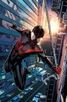 ULTIMATE COMICS SPIDER-MAN #1 & #2