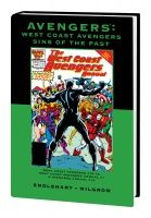 AVENGERS: WEST COAST AVENGERS — SINS OF THE PAST PREMIERE HC