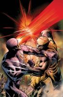 X-MEN: SCHISM #4 (of 5)