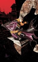 BATGIRL: THE LESSON TP