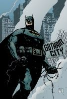 BATMAN: NO MAN'S LAND VOL. 1 TP NEW EDITION