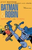 BATMAN AND ROBIN: BATMAN VS. ROBIN TP