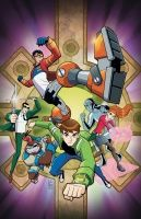 CARTOON NETWORK ACTION PACK #65