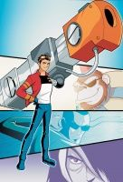 CARTOON NETWORK 2-IN-1: BEN 10 ULTIMATE ALIEN / GENERATOR REX TP