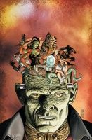 FRANKENSTEIN, AGENT OF S.H.A.D.E. #2
