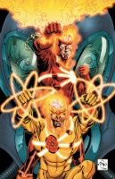 THE FURY OF FIRESTORM: THE NUCLEAR MEN #3
