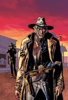 JONAH HEX: BURY ME IN HELL TP