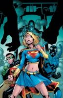 SUPERGIRL: GOOD-LOOKING CORPSE TP