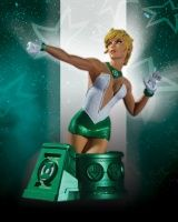 WOMEN OF THE DC UNIVERSE SERIES 4: ARISIA BUST
