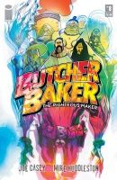 BUTCHER BAKER, THE RIGHTEOUS MAKER #8