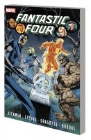 FANTASTIC FOUR BY JONATHAN HICKMAN VOL. 4 TPB