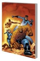 FANTASTIC FOUR BY WAID & WIERINGO ULTIMATE COLLECTION BOOK 3 TPB