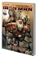 INVINCIBLE IRON MAN VOL. 7: MY MONSTERS TPB