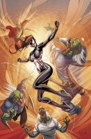 SPIDER-ISLAND: THE AMAZING SPIDER-GIRL #3 (of 3)