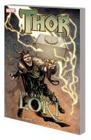 THOR: THE TRIALS OF LOKI TPB