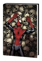 ULTIMATE COMICS SPIDER-MAN: DEATH OF SPIDER-MAN PREMIERE HC MCNIVEN COVER (DM ONLY)
