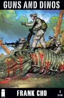 GUNS AND DINOS #1 (of 3) – GEM OF THE MONTH