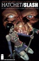 HACK/SLASH ANNUAL 2011: HATCHET/SLASH
