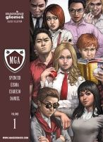 MORNING GLORIES DELUXE COLLECTION, VOL. 1 HC