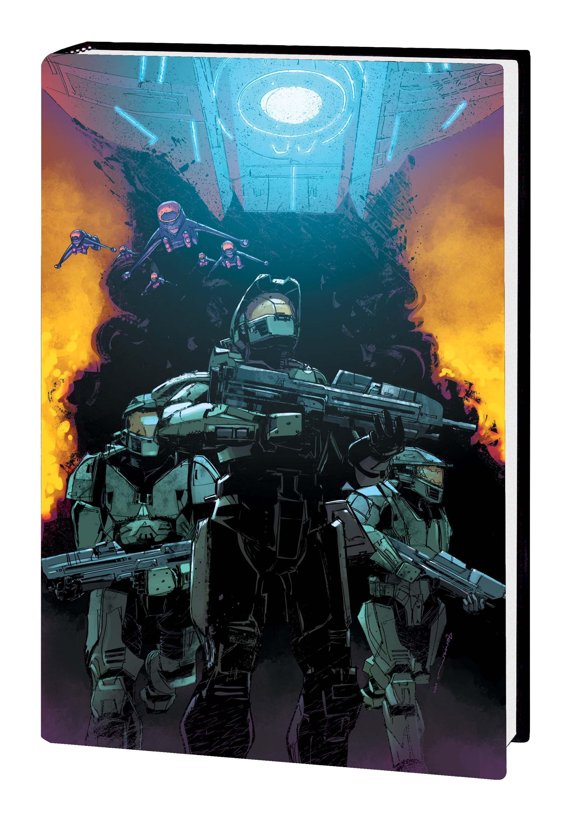 HALO: FALL OF REACH — COVENANT PREMIERE HC