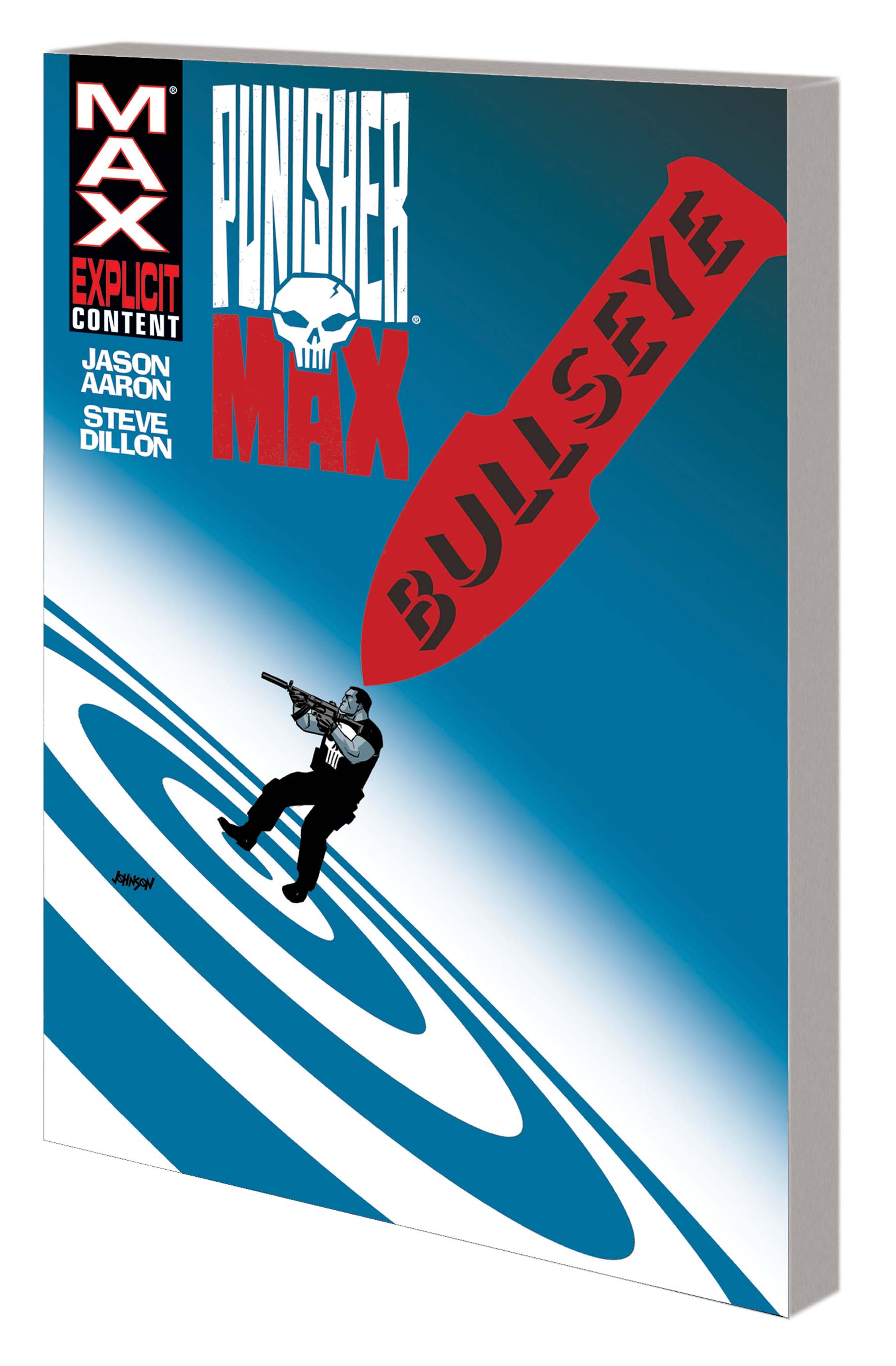 PUNISHERMAX: BULLSEYE TPB