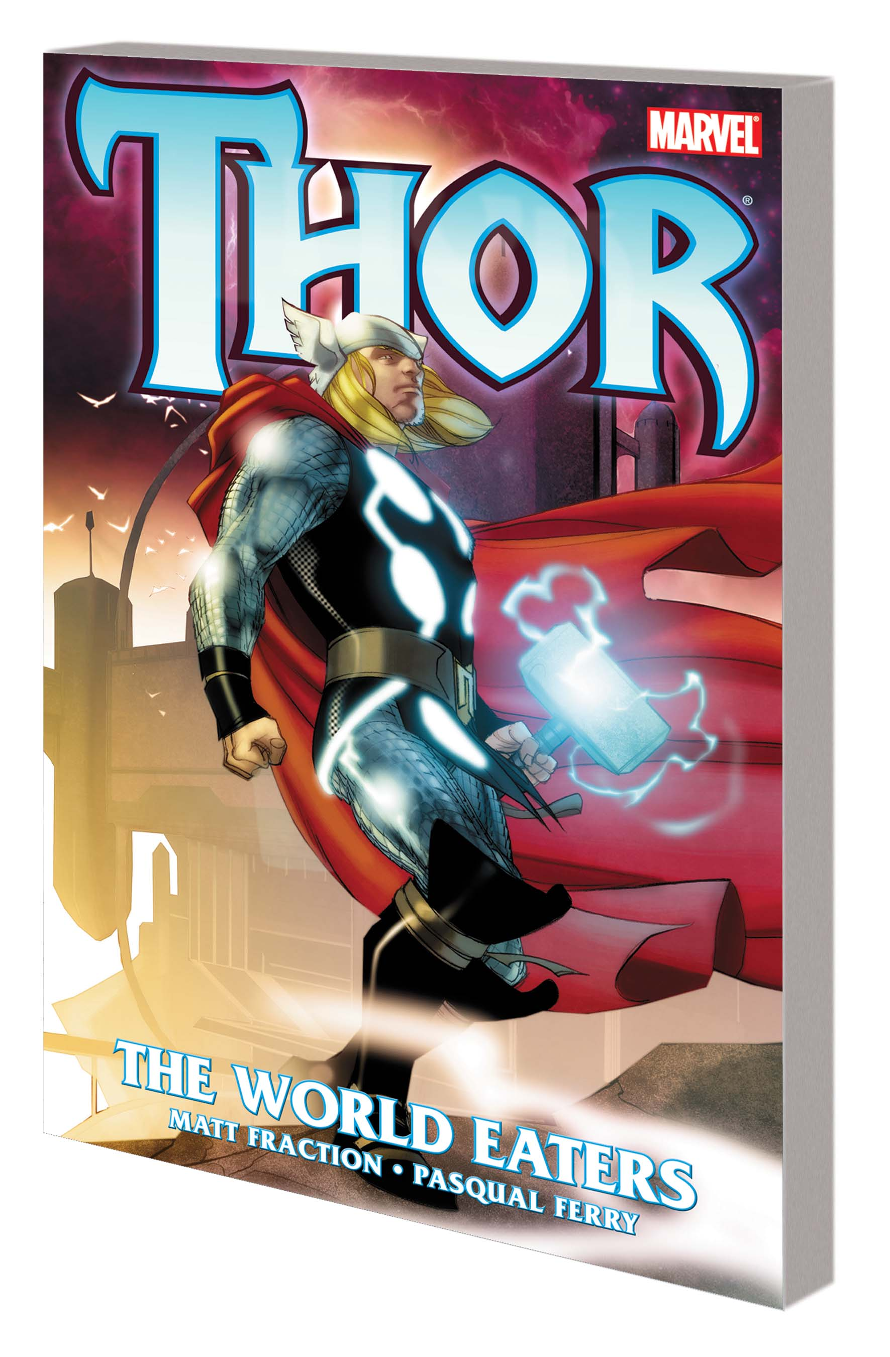 THOR: THE WORLD EATERS TPB