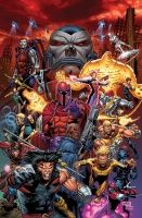 AGE OF APOCALYPSE POSTER BY BILLY TAN