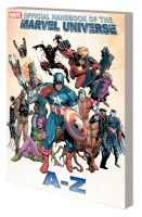 OFFICIAL HANDBOOK OF THE MARVEL UNIVERSE A TO Z VOL. 2 TPB