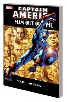 CAPTAIN AMERICA: MAN OUT OF TIME TPB