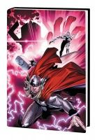MIGHTY THOR BY MATT FRACTION VOL. 1 PREMIERE HC MOVIE COVER