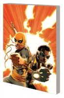 POWER MAN AND IRON FIST: THE COMEDY OF DEATH TPB