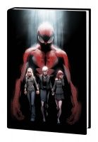 ULTIMATE COMICS DEATH OF SPIDER-MAN: FALLOUT PREMIERE HC