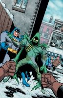 THE ALL-NEW BATMAN: THE BRAVE AND THE BOLD #14