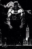 DC COMICS PRESENTS BATMAN: URBAN LEGEND #1