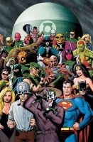 THE DC UNIVERSE BY ALAN MOORE HC
