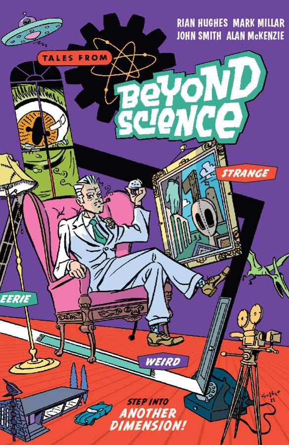 TALES FROM BEYOND SCIENCE HC
