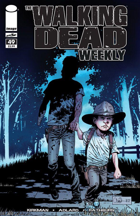 THE WALKING DEAD WEEKLY #49