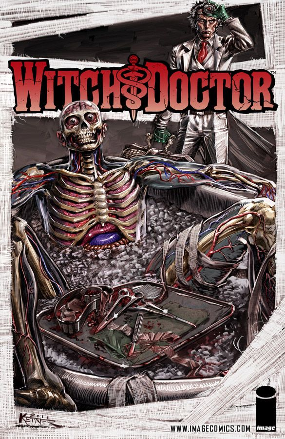 WITCH DOCTOR: THE RESUSCITATION (ONE-SHOT)
