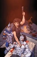 Anita Blake: CIRCUS OF THE DAMNED -THE SCOUNDREL #5 (of 5)
