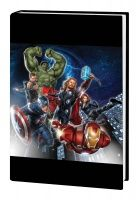 AVENGERS BY BRIAN MICHAEL BENDIS: HEROIC AGE HC MOVIE COVER