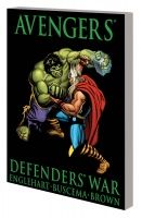 AVENGERS/DEFENDERS WAR TPB (NEW PRINTING)