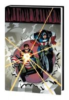 CAPTAIN AMERICA AND BUCKY: THE LIFE STORY OF BUCKY BARNES PREMIERE HC