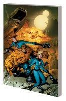 FANTASTIC FOUR BY WAID & WIERINGO ULTIMATE COLLECTION BOOK 4 TPB