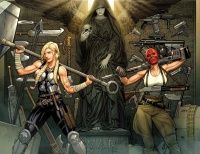 FEAR ITSELF: THE FEARLESS #4 & #5 (of 12)