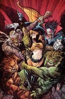 legion of monsters #3 (of 5)