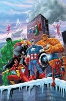 MARVEL HOLIDAY SPECIAL 2011