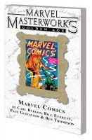 MARVEL MASTERWORKS: GOLDEN AGE MARVEL COMICS VOL. 1 TPB